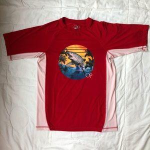 EUC Rash Guard Swim Shirt Size XXL
